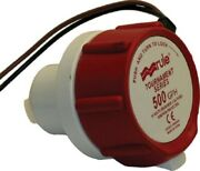 Rule Marine Tournament Series Pump Replacement Cartridge - 500 Gph - 45dr