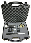 Inspector Hydrant Flow And Pressure Testing Kit Pitot Tube Cap Gauge Flow Nozzle