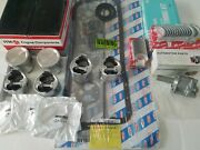 Engine Rebuild Kit Fits Datsun 280zx Turbo Japanese Pistons Gaskets Brgs Timing