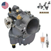 New Carburetor For Sands Cycle Super E Shorty Carburetor Big Twin And Sportster Carb