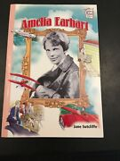 History Maker Bios Amelia Earhart By Jane Sutcliffe And Jean L.s. Patrick 2002