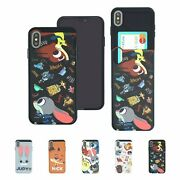 Disney Zootopia Card Bumper Cover For Iphone 12 11 Pro Xs Max Mini Xr 8 7 Case