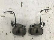 2002-2006 Audi A4 Convertible Front Right And Left Caliper Calipers Set Oem 02-06