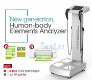 Professional Body Composition Analyzer Bodyweight House-service Detector Tester