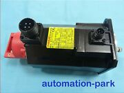 Used Fanuc Serve Motor A06b-0032-b675 0075 Tested It In Good Condition