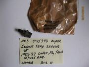 Nos 4145348 Mopar Engine Temperature Switch 1983-87 Dodge Truck And Cars