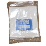 Eureka Style Cv2 50500 Micro Allergen Vacuum Cleaner Bags By Dvc Made In Usa