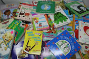 Lot Of 20 - Board Books For Childrenand039s/ Kids/ Toddler Babies/preschool/daycare
