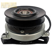Electric Pto Clutch For Sears Craftsman 140923 174509 Upgraded Bearing