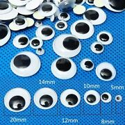 All Size Large Amount Peel Off Stickerand039s Googly Eyes Wiggly Wiggle Eyes Best Buy