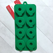 Holiday Silicone Food Mold Christmas Ice Chocolate Brownie Candy Baking