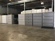 Lateral File Cabinets - 4 Drawer Key And Local Delivery Available