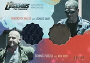 Dc Legends Of Tomorrow Seasons 1and2, Snart / Rory Dual Wardrobe Card Dm1 66/99