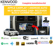 Kenwood Dnx9190dabs Car Stereo Upgrade To Suit Toyota Corolla Zre152r 2007-2011