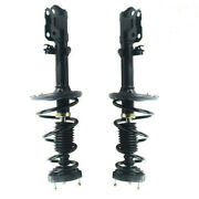 Rear Pair Complete Strut Spring Assembly Fit For 2012-14 Toyota Camry Xle, Le, L