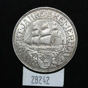 Wpcoins Germany 1927 A 5 Reichmark 1 Of 50,000 Minted - Rare