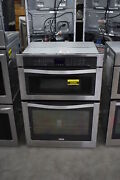 Whirlpool Woc95ec0as 30 Stainless Double Electric Wall Oven Nob 42050 Trk