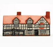 Antique Arcadian Porcelain Shakespeareand039s House Early 20th C