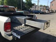 Hdn95 Heavy Duty 1 Drawer Bed Truck Tool Box 95 Long X 24 Wide X 14-1/2 High