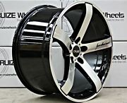 Alloy Wheels 20 Cruize Blade Bp Fit For Chevrolet Aveo Cavalier Cruze Trax Trac