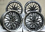 Alloy Wheels 18 Cruize 190 Gmp Fit For Saab 9-3 9-5 93 95 9-3x 900