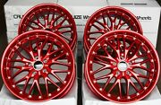 Alloy Wheels 18 Cruize 190 Fcr Fit For Saab 9-3 9-5 93 95 9-3x 900
