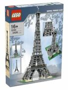 Lego 10181 Creator Eiffel Tower 1/300 Complete Sets And Packs 10181 16+ New