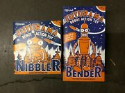 Futurama Robot Action Toy New Bender And Nibbler Wind-up Robot Vintage 2000 Lot