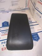 2006-2012 Ford Fusion Front Center Console Lid Armrest Cover Compartment Brown