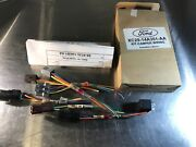 Ford Nos Xc25-14a351-aa Heavy Duty Trailer Kit Camper Wiring 6 Plugs