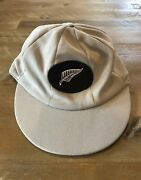 Player Issued - New Zealand National Team Baggy Test Cricket Cap - Authentic