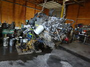 Hyster H155xl Forklift Transmission Transaxle Complete Takeout H155 Perkins