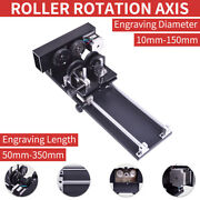 2phase Stepper Motor Cnc Roller Rotation Axis Rotary Attachment Rotate Engraving