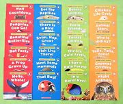 Lot 24 Animals Level A-d Childrens Books Science