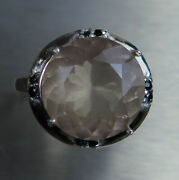 Natural Scapolite Brown With Purple Hint Silver/ 9ct 14k 18k Gold/ Platinum Ring
