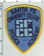 Santa Fe Community College Police Academy Florida 1st Issue Shoulder Patch