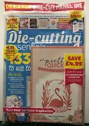 Die-cutting Essentials One Cut Panel Die Make Cards Issue 46 Free Shipping Jb