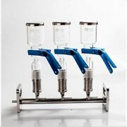 Manifolds Vacuum Filtration Apparatus 3-branch All Glass Funnel 300ml Y