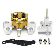 Yamaha Motorcycle Steering Damper Stabilizer With Mount Bracket For Mt09 Fz09