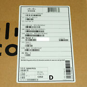 Brand New Cisco Ws-x45-sup8- E Unified Access Supervior Engine 928gbs 1yrwty