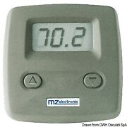 Mz Electronic Anchor Windlass Chain Counter Display Simple Version 65x65 Mm