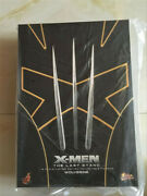 Hot Toys 1/6 Marvel X-men The Last Stand Mms187 Wolverine Logan Action Figure