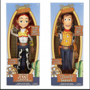 Woody Toy Story 3 Pull String Jessie 16 Talking Action Figure Doll Kids Toys