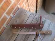 Vintage 7 1/2 Blade Chicago Cutlery 78s Chef's Fisherman Fillet Knife Usa