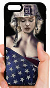 Marilyn Monroe Army Phone Case Cover For Iphone Xr Xs 8 8 Plus 7 6s Plus 5s 5c 4