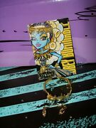 Monster High Doll Cleo 13 Wishes Accessories