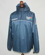 England National Rugby Womens Team Jacket Gilbert Size L