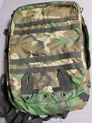 Gregory Backpack/ruck Woodland Camo Patrol Pack Um21 Spear Early Edition 0001