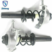 Front Pair Complete Struts Spring Assemblies Fit For 2008-2012 Audi S5