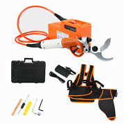 36v Electric Fruit Tree Scissors Rechargeable Tree Branch Pruning Shears 4.5cm Y